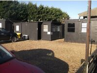 Office / Studio / Craft Room Cabins to Let on Farm