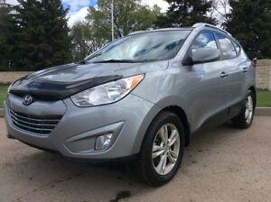 2012 Hyundai Tucson, GL-PKG, AUTO, LEATHER, 137k, $10,500 Edmonton Edmonton Area image 1