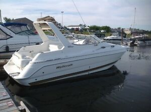 2001 Wellcraft 2600 Martiniques