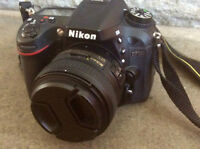 Nikon D7100 24.1 MP DX with18-140mm f/3.5-5.6G ED