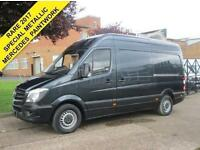 2014 14 MERCEDES-BENZ SPRINTER 2.1 313CDI MWB HIGH ROOF. 1 OWNER. FACELIFT SHAPE