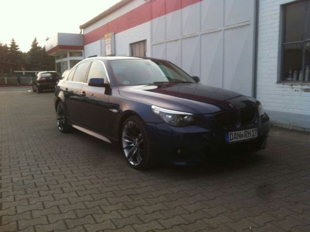 bmw 545i e60 m paket 4 rohr sportauspuff in niedersachsen. Black Bedroom Furniture Sets. Home Design Ideas