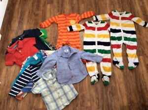 Boys Clothing Lot 12-24 months