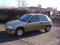 Peugeot 106 Independence 3dr