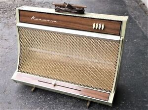 vintage Kenmore space heater in excellent working condition