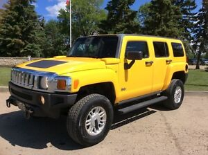 2006 Hummer H3, AUTO, AWD, LEATHER, LOADED, $10,500