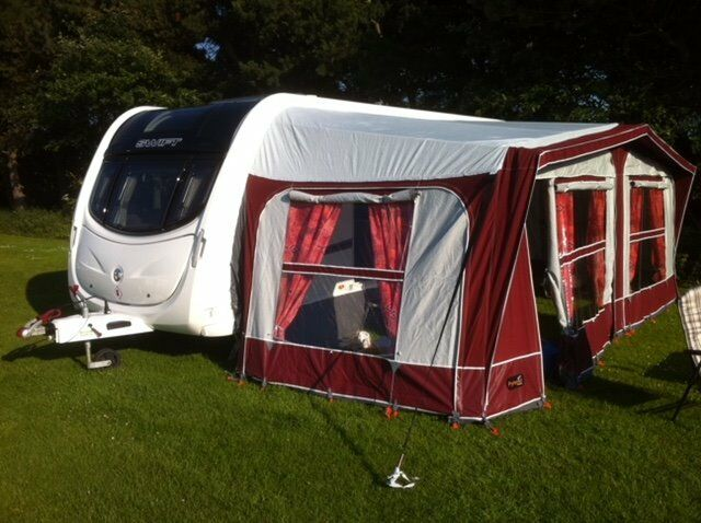 Pyramid Corsican Caravan Awning | in Hedon, East Yorkshire ...