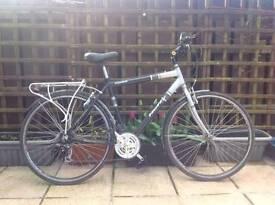 Huffy Freedom hybrid bicycle