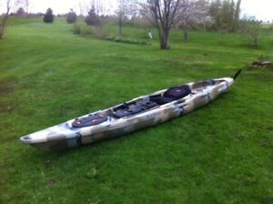 Great Brand New Fishing/Hunting Kayaks! Get ready for Spring!