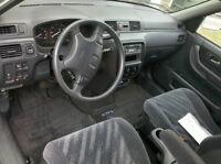 1999 Honda CR-V tissu Camionnette