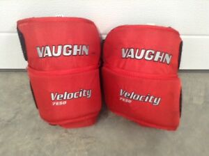 Vaughn Velocity Knee/Thigh Protectors Moose Jaw Regina Area image 1