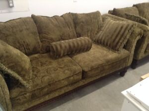 Couch and Loveseat Moose Jaw Regina Area image 4