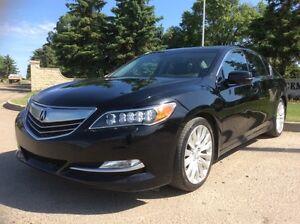 2014 Acura RLX, ELITE, AUTO, LEATHER, ROOF, 66K, $24,500