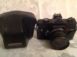 Vintage Diramic 35 MM Camera Carenar F=50 MM Lens
