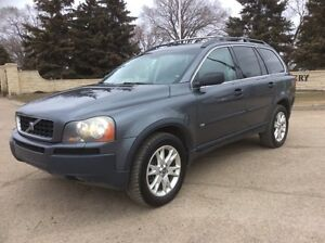 2005 Volvo XC90, AUTO, AWD, LEATHER, ROOF, DVD, $5,500