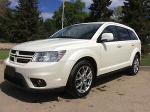2012 Dodge Journey, RT-PKG, AWD, LEATHER, ROOF, $9,000