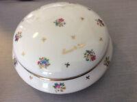 BONBONNIERE Porcelaine Limoges