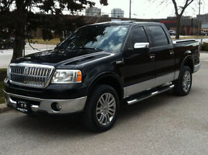 2008 LINCOLN MARK LT 4X4 - NAV|BACK UP CAM|SUNROOF|NO ACCIDENTS