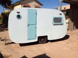 Bond wood caravan for sale 1954 $8500 ono Goolwa Alexandrina Area Preview