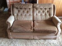Sofa bed available, free of charge