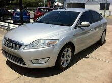 2008 Ford Mondeo MA Tdci Silver 6 Speed Automatic Hatchback Wynnum Brisbane South East Preview