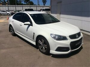 2014 Holden Commodore VF MY14 SV6 White 6 Speed Sports Automatic Sedan Cardiff Lake Macquarie Area Preview