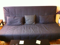 Ikea Sofa Bed with Firm excellent Mattress