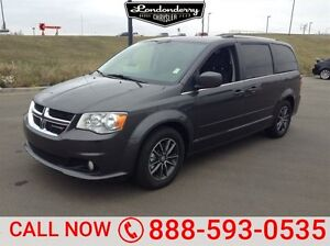 2016 Dodge Grand Caravan SXT PLUS STOW&GO Leather,  Bluetooth,