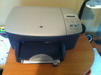 HP PRINTER 2110 ALL-IN-ONE