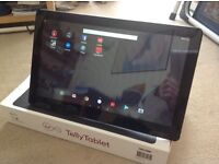 "Virgin Telly Tablet - 14"" Android 6.0 tablet - boxed, as new"