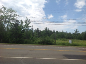 Dieppe City Lot for sale / rural setting