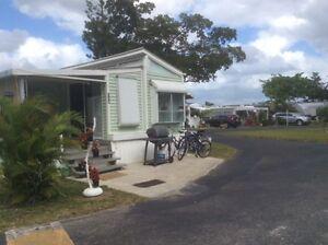 Maison de parc à Fort Lauderdale vue sur lac
