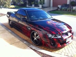 2003 HSV Maloo Ute Swan View Swan Area Preview