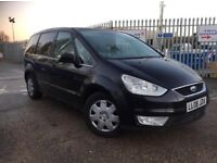Ford Galaxy 2008 2.0 Diesel Automatic Uber Ready Pco License Taxi