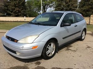 2001 Ford Focus, ZX3, AUTO, 139k, $3,700