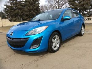 2010 Mazda Mazda3, SPORT, 6/SPD, LOADED, ROOF, 155K