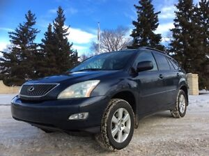 2004 Lexus RX330, AUTO, AWD, LEATHER, ROOF, $8,500