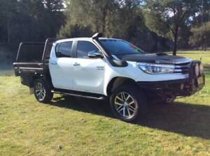 2015 Toyota Hilux SR5 Dual Cab Yass Yass Valley Preview