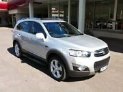 2012 Holden Captiva CG Series II 7 AWD LX Silver 6 Speed Sports Automatic Wagon Berwick Casey Area Preview