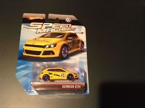**NEW**  VolksWagen Scirocco GT124 Hotwheels for sell with gifts