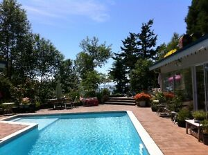 $45 /br - Fully Furnished rooms for short term stay (Tsawwassen)