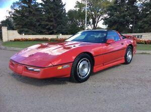 1987 Chevrolet Corvette, CLEAN CARPROOF, AUTO, T-TOP, $6,500