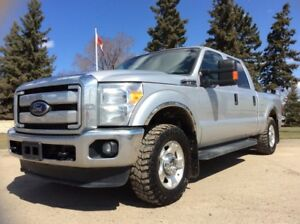 2012 Ford F250, XLT, HD, AUTO, 4X4, LOADED, ALL SERVICE RECORDS!