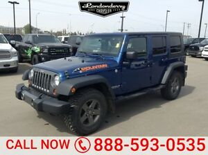 2010 Jeep Wrangler Unlimited 4WD UNLIMITED SPORT Accident Free,