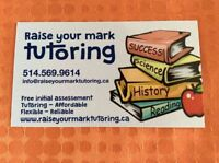 Need a tutor? Call now for a free initial assessment