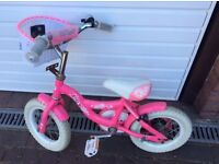 Girls bike - great starter bike for 3+