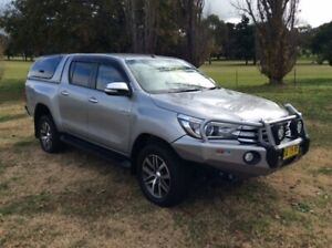 2015 Toyota Hilux SR5 (4x4) Yass Yass Valley Preview