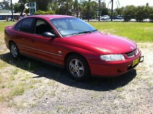 2001 Holden Commodore Sedan Blacktown Blacktown Area Preview