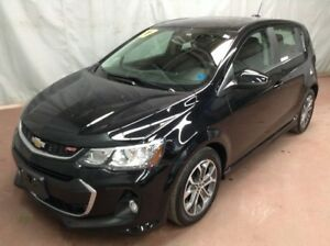 2017 Chevrolet Sonic LT Warranty!