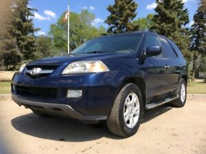 2004 Acura MDX, PRIMIUM-PKG, AUTO, AWD, LEATHER, ROOF!
